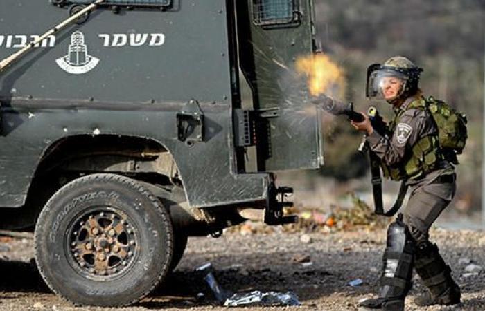 فلسطين | مواجهات في قلقيلية وكفر قدوم وادخال الفتى المصاب محمد شتيوي لغرفة العمليات
