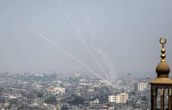فلسطين | قناة عبرية: 10 صواريخ أطلقت من غزة خلال أسبوع