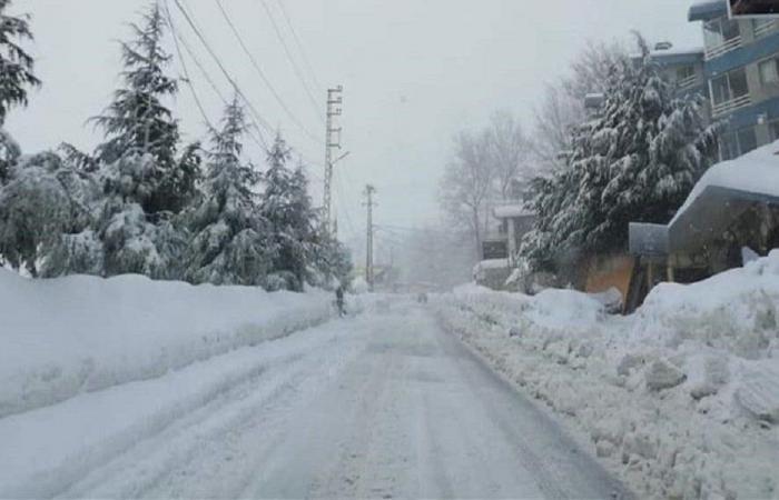 إليكم الطرقات السالكة.. والمقطوعة بالثلوج