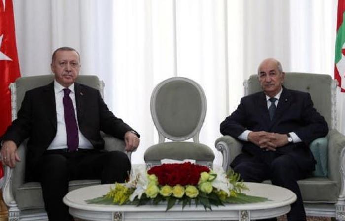 الجزائر ترد على أردوغان وتتهمه بأنه أخرج حديث تبون عن سياقه