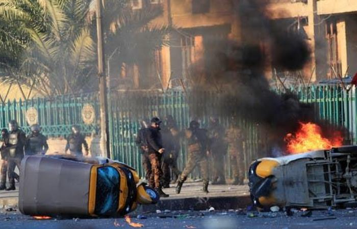 العراق | أميركا تطالب بغداد بخطوات جادة لحماية المتظاهرين