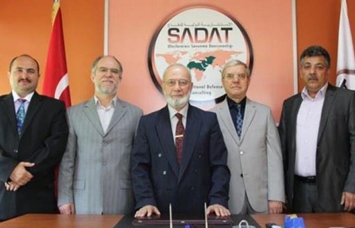 """شركة """"سادات"""" التركية.. الذراع العسكري لأردوغان في ليبيا"""