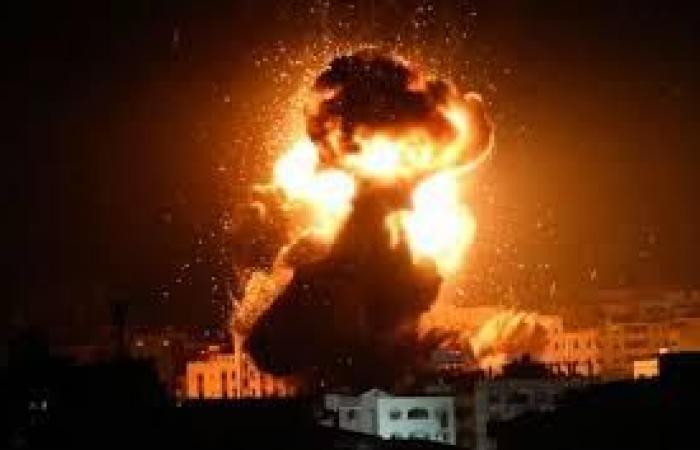 فلسطين | الاحتلال يشن غارات على غزة