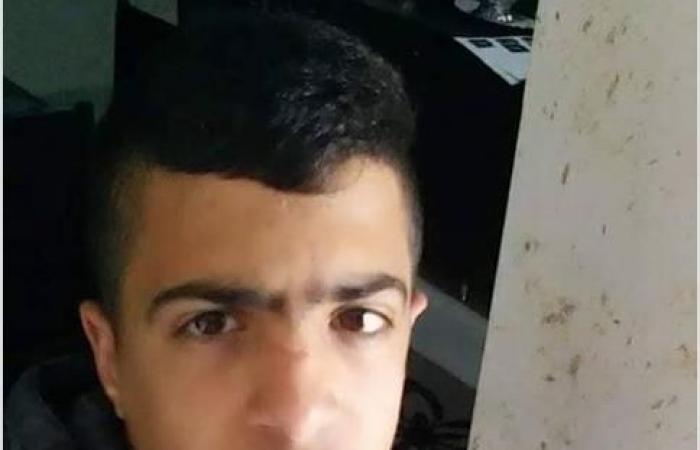 """فلسطين   أحد الأسرى الأطفال في """"الدامون"""".. محمد عبر الجابر يعاني من التهاب في صمام القلب"""
