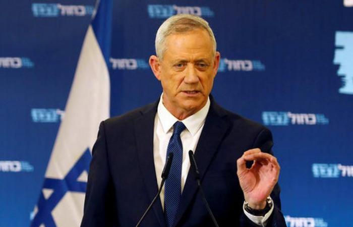 فلسطين | حزب أزرق- أبيض يقدم طلبا لعقد جلسة طارئة بشأن غزة