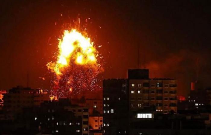 فلسطين | لاحتلال يستهدف موقعًا للمقاومة شمال قطاع غزة