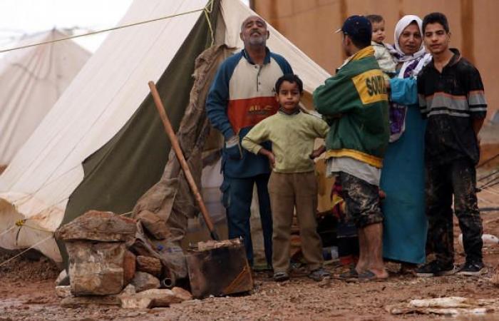 """فلسطين   """"الديمقراطية"""": 235 عائلة فلسطينية مهددة بالتهجير في بغداد"""