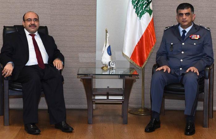 الأوضاع العامة بين عثمان والسفير الأردني