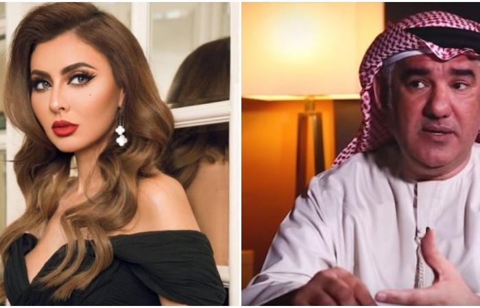 """صالح الجسمي: مريم حسين ادعت أنها """"حامل"""" في المحكمة!"""