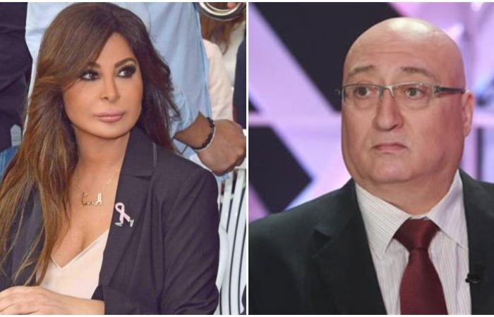 """جوزيف أبو فاضل يهاجم إليسا.. والأخيرة تصفه بالـ""""غنم""""!"""
