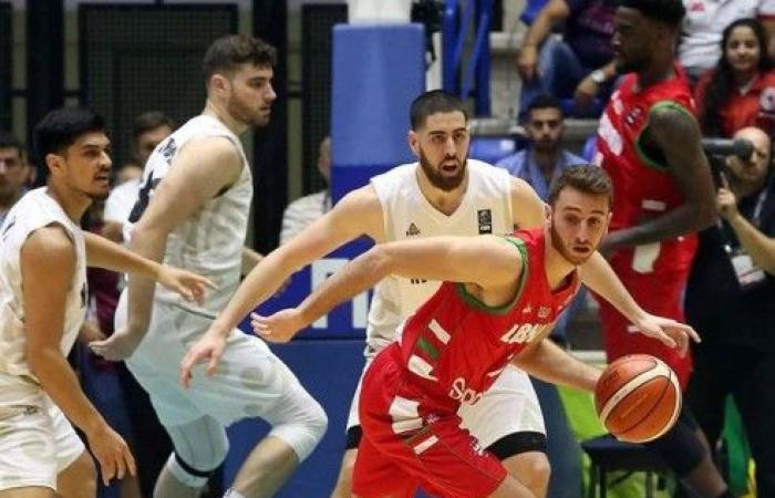طرح تذاكر مباراتي لبنان ضد العراق والبحرين في تصفيات بطولة آسيا لكرة السلة للبيع