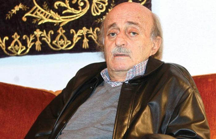 جنبلاط لـ«الشرق الأوسط» : لا مجال للتعاون مع عون