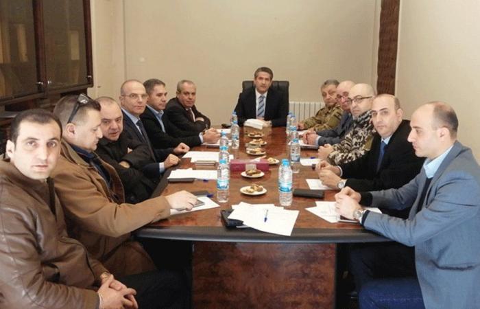 محافظ البقاع ترأس اجتماع مجلس الأمن الفرعي… هذا ما بُحث