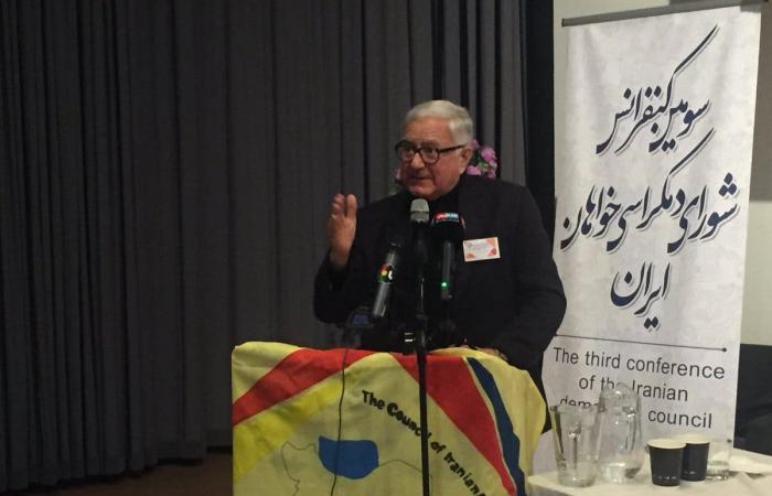 إيران | المعارضة الإيرانية تدعو لتشكيل ائتلاف بديل للنظام
