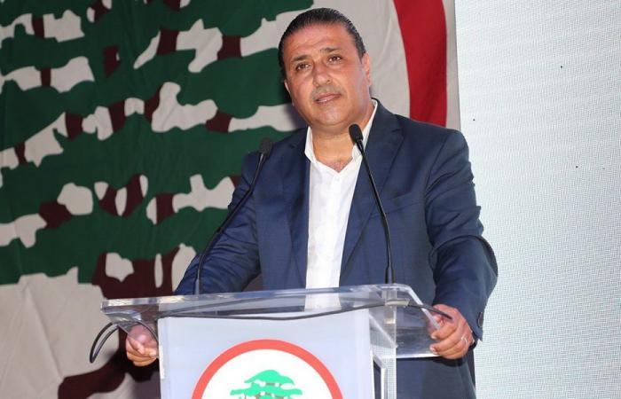 فادي سعد: نشارك في جلسة الثقة لحمل صوت الثورة