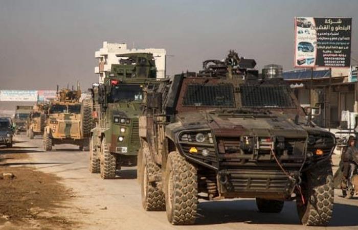 سوريا   تركيا تحشد في إدلب.. تعزيزات إضافية والنظام يتقدم