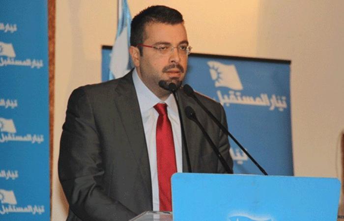 """أحمد الحريري يحذف """"التغريدات الخلافية"""" مع """"الإشتراكي"""""""