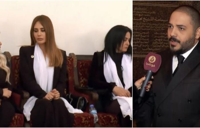 رامي عياش: أتمنى خروج زوجتي داليدا عياش من الفاجعة بأقل أضرار صحية!