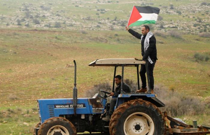 إسرائيل تحظر الصادرات الزراعية الفلسطينية عبر الأردن