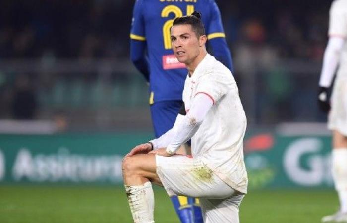 فيرونا يُسقط يوفنتوس في الدوري الإيطالي