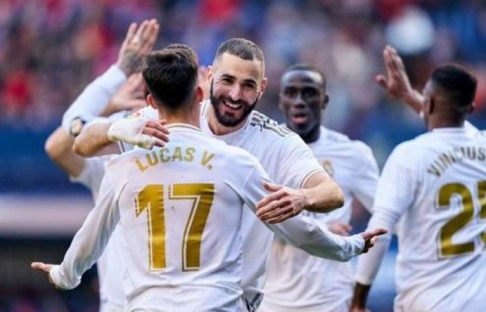 ريال مدريد يعود من بامبلونا بفوز ساحق على أوساسونا