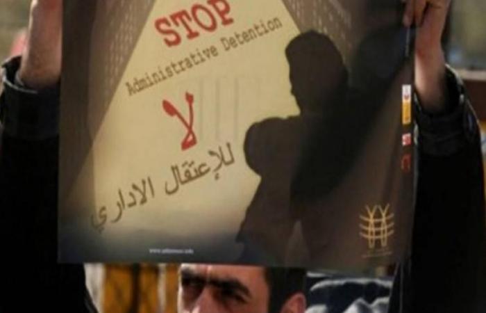 فلسطين   تحويل أسيرين للاعتقال الاداري