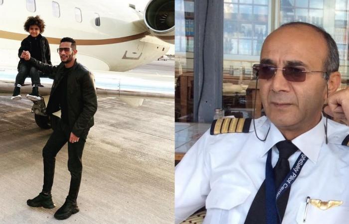 """الطيار أشرف: محمد رمضان اعتذر بغرض """"الشو الإعلامي"""""""