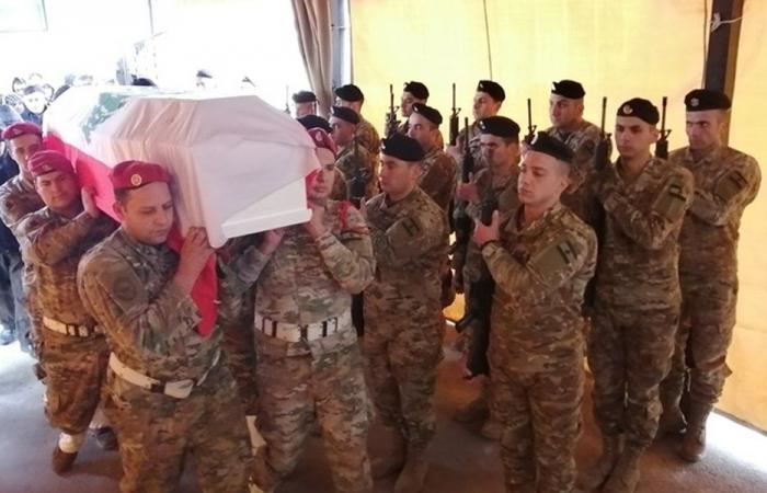 قيادة الجيش شيّعت الشهداء: سيلقى العابثون بالأمن جزاءهم