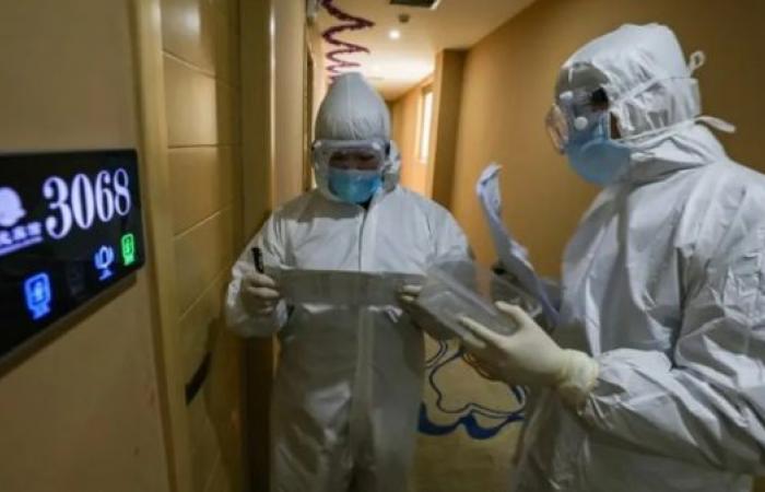حصيلة وفيات فيروس كورونا بالصين تتخطى الـ 1000