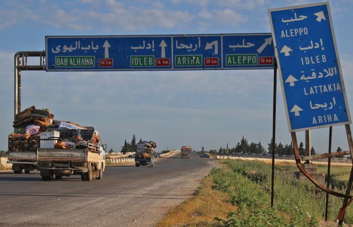 سوريا | بدعم روسي.. النظام يسيطر على طريق دمشق - حلب الدولي