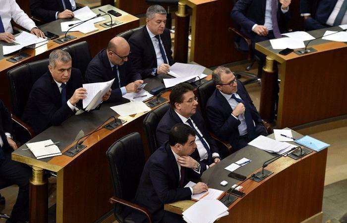 """""""لبنان القوي"""" يمنح الثقة… باسيل: لا بديل"""