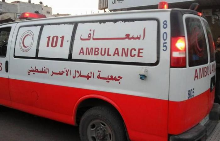 فلسطين   غزة: وفاة مسن جراء سقوطه عن علو في منزله