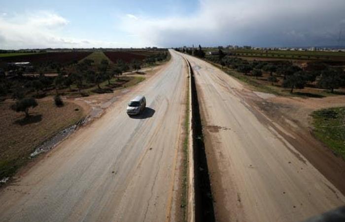 سوريا   قوات الأسد تتوسع في محيط طريق حلب - دمشق لضمان أمنه