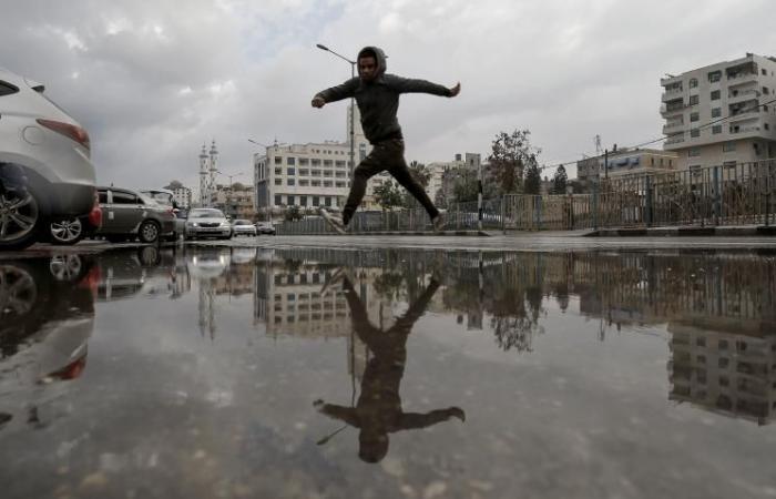 فلسطين | ارتفاع ملموس على درجات الحرارة