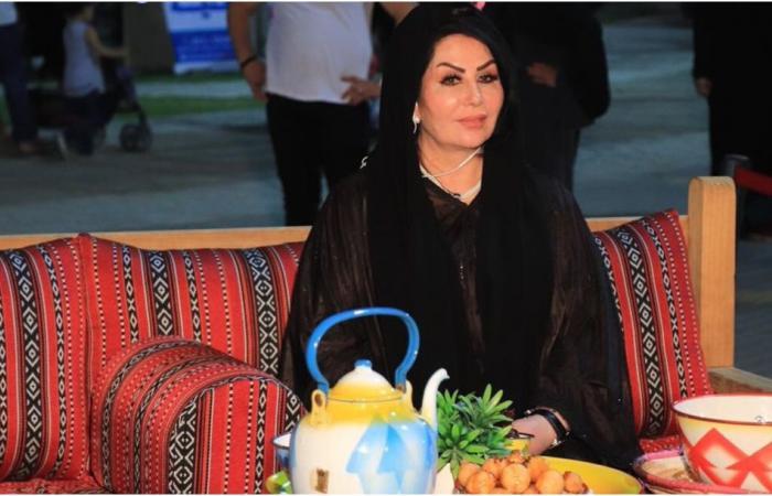 ليلى السلمان: قالوا عني سعودية مغشوشة.. وتبكي بحرقة على الهواء!