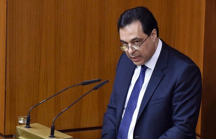 جلسة الثقة: دياب يلمّح إلى عدم دفع الديون