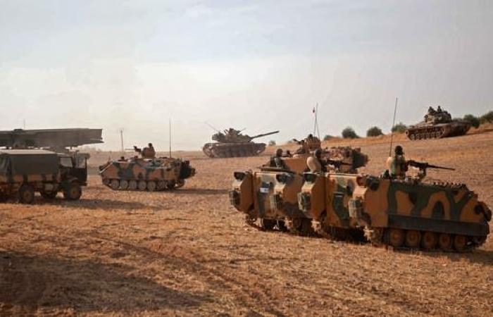 سوريا   تل تمر تشتعل.. ومقتل 9 من فصائل تركيا