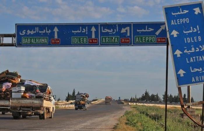 سوريا | قصف متبادل بين قوات الأسد والقوات التركية في ريف حلب