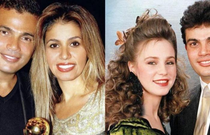 من قصد عمرو دياب بأغنية إنتي زي ما إنتي؟ شيرين رضا أم زينة عاشور؟