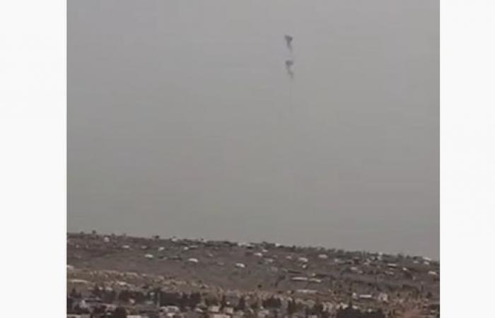 سوريا | سوريا.. إسقاط مروحية للنظام السوري في ريف حلب