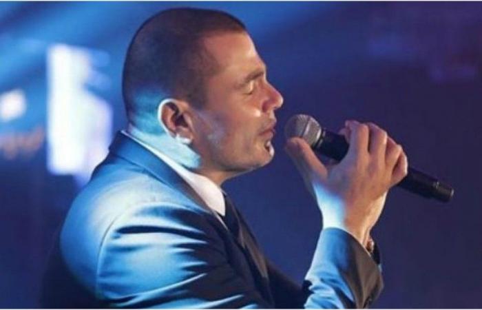 """عمرو دياب يحسم جدل المقصودة بأغنية """"إنتي زي ما إنتي"""".. من هي؟"""