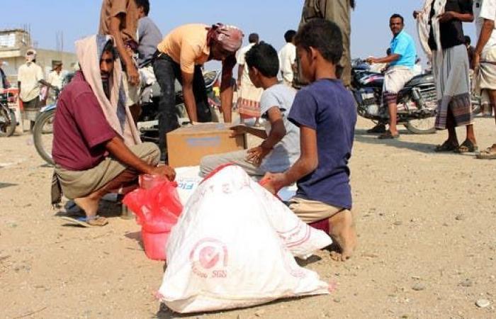 اليمن   بعد العوائق الحوثية.. الدول المانحة تلوّح بوقف المعونات لليمن