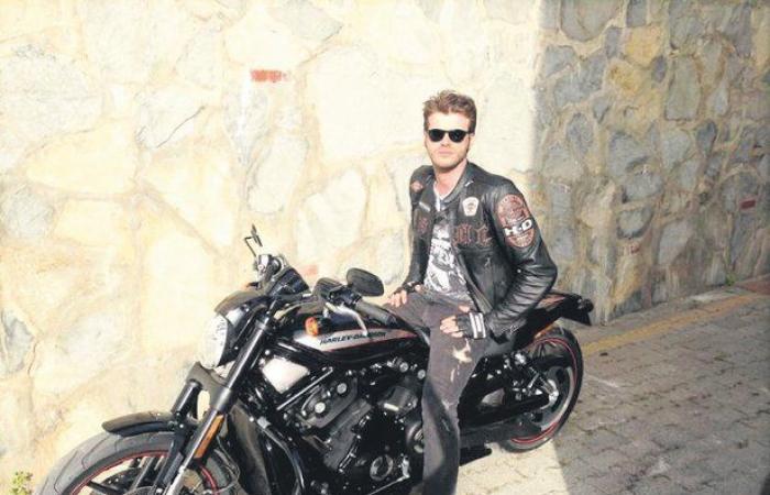 كيفانش تاتيلتوغ سيقضي الصيف على دراجة نارية..والتكلفة 600 ألف دولار!