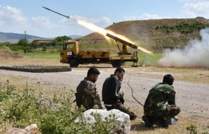 سوريا | قوات موالية لتركيا تقصف مواقع سوريا الديمقراطية شرق حلب