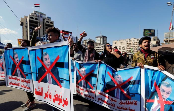 العراق | صدامات وسط بغداد.. واختناقات في ساحة الخلاني