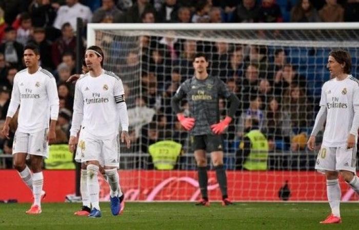ريال مدريد يتعثر على أرضه أمام سيلتا فيغو