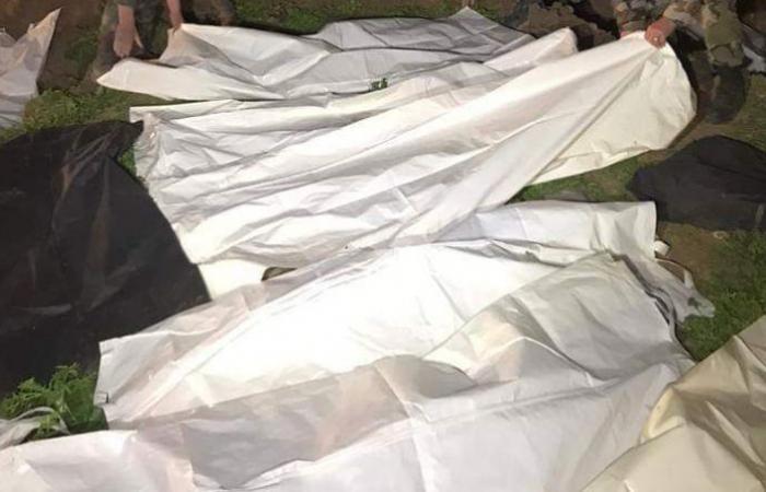 سوريا | صور وجثث.. النظام يعثر على مقبرة جماعية بريف دمشق