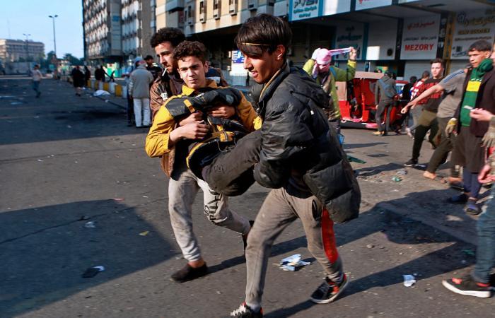 العراق | سفير بريطانيا: يجب محاسبة المعتدين على متظاهري العراق