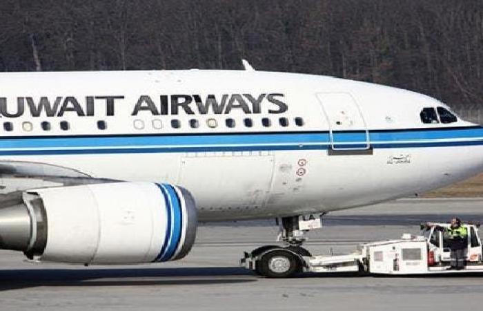 الخليج | الجوية الكويتية تعلق جميع رحلاتها إلى إيران بسبب كورونا