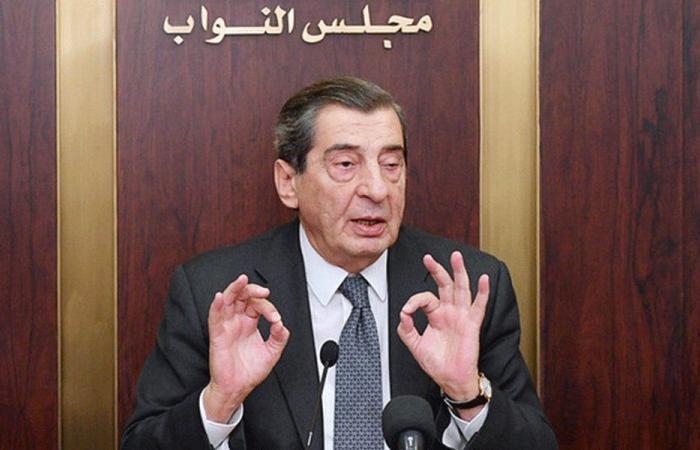 """الفرزلي: غازي كنعان تحوّل الى """"مركز السلطة الأقوى"""" في لبنان"""